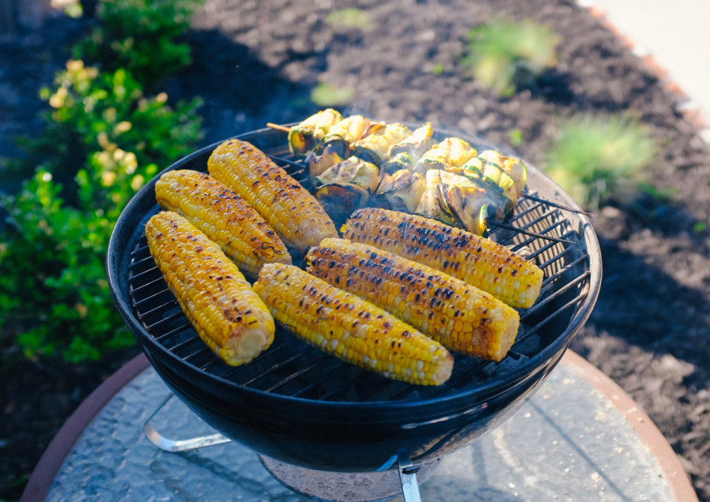 chicken wings, corn, easy, food photography, fresh ingredients, grill, pennsylvania, pittsburgh, sous vide, spring