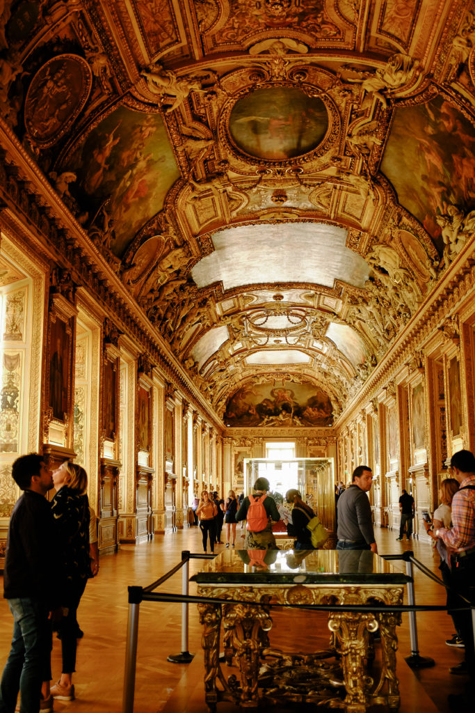 Louvre Paris France Architecture